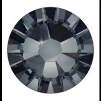 100 Swarovski Crystal Xilion Rose graphite 2.15mm 4202804