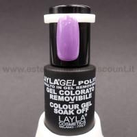 Layla Gel Polish Smalto Gel Semipermanente - 228 purlpose