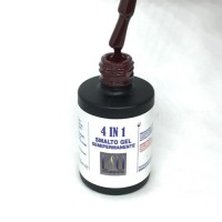 Smalto Gel Semipermanente 4 IN 1 Colore 126
