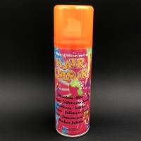 Hair Color spray colore Fluo Arancione