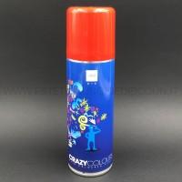 Hair Color spray colore Glitterato Rosso