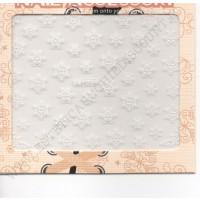 Stickers Nail Art NATALE FIOCCHI STILIZZATI SMI054