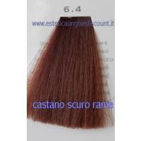 Tinta Capelli Professionale CorIng ING agli acidi di frutta da 100 ml - 6.4 BIONDO SCURO RAME