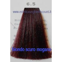 Tinta Capelli Professionale CorIng ING agli acidi di frutta da 100 ml - 6.5 BIONDO SCURO MOGANO