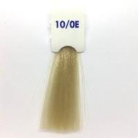 Crema Colorante INEBRYA Bionic Color senza ammoniaca Professionale Permanente 10.0E Biondo Platino Extra