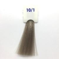 Crema Colorante INEBRYA Bionic Color senza ammoniaca Professionale Permanente 10.1 Biondo Platino Cenere
