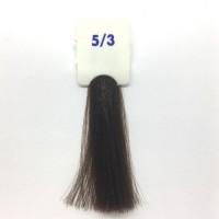 Crema Colorante INEBRYA Bionic Color senza ammoniaca Professionale Permanente 5.3 Biondo Castano Chiaro Dorato