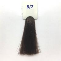 Crema Colorante INEBRYA Bionic Color senza ammoniaca Professionale Permanente 5.7 Cioccolato Extra