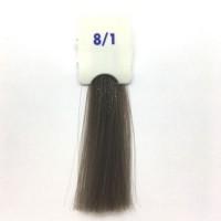 Crema Colorante INEBRYA Bionic Color senza ammoniaca Professionale Permanente 8.1 Biondo Chiaro Cenere