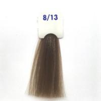 Crema Colorante INEBRYA Bionic Color senza ammoniaca Professionale Permanente 8.13 Biondo Chiaro Beige