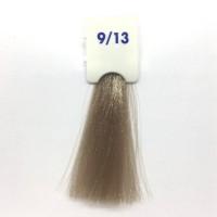 Crema Colorante INEBRYA Bionic Color senza ammoniaca Professionale Permanente 9.13 Biondo Chiarissimo Beige