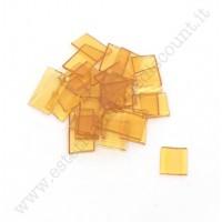 Unghiette unghie Polimeri in cheratina keratina per extension 25 pezzi CASTANO CHIARO