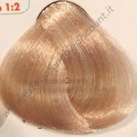 Tinta Superschiarente Professionale per capelli con ammoniaca Inebrya 11.1