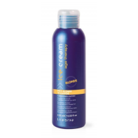 Pro Blonde Shampoo Ice Creme Inebrya al collagene e zaffiro da 100 ml