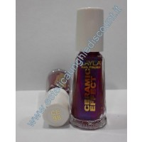 Layla nail polish Smalto Ceramic Effect CE98