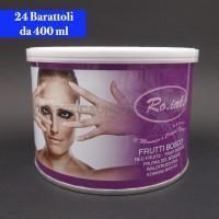Cera Liposolubile Roial Barattolo ai Frutti di Bosco 400 ml conf.24 pezzi
