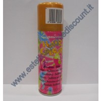 Hair Color spray colore metallizzato Oro