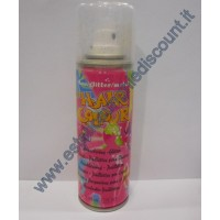 Hair Color spray colore Glitterato Multicolor