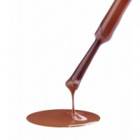 Estrosa Smalto Semipermanente Colorato -  7105 MARRON GLACe