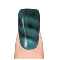 Layla Gel Polish Smalto Gel Semipermanente MAGNEFFECT -  32 SEA GREEN