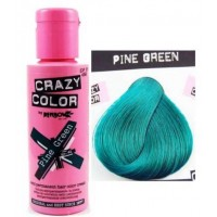 Crema Colorante Semipermanente Crazy Color n°46 Pine Green