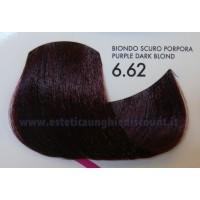 Tinta professionale senza Ammoniaca ColorIng ING - 6.62 BIONDO SCURO PORPORA