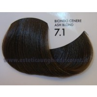 Tinta professionale senza Ammoniaca ColorIng ING - 7.1 BIONDO CENERE