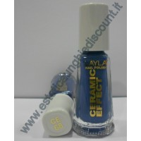 Layla nail polish Smalto Ceramic Effect CE68