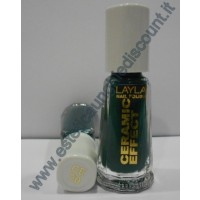 Layla nail polish Smalto Ceramic Effect CE70