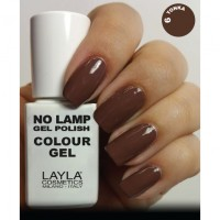 LAYLA Gel Polish NO LAMP - 6 TONKA