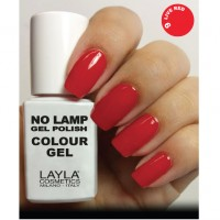 LAYLA Gel Polish NO LAMP -  9 LIVE CRED