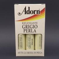 Adorn Riflessante Grigio Perla