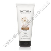 BYOTHEA GEL SCRUB ESFOLIANTE ARGAN 100% BIOLOGICO 200ML
