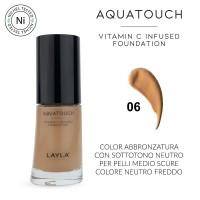 Aquatouch – Vitamic C infused Foundation 06