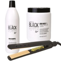 Black Pepper Inebrya Termo Treatment KIT