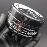THE BLACK MASK MASCHERA VISO AL CARBONE VEGETALE ATTIVO 175 ML