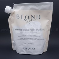 BLONDESSE POLVERE DECOLORANTE FREE STYLE CLAY LIGHTENER - BALAYAGE 500 GR