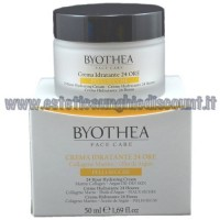 Byothea Crema Idratante Viso 24h 50 ml