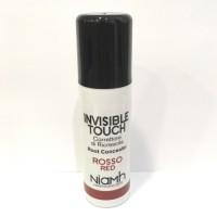 Correttore di Ricrescita Invisible Touch Niamh Rosso - Spray 75 ml