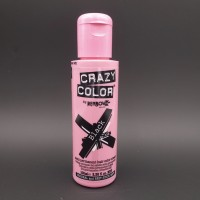Crema Colorante Semipermanente Crazy Color n°30 Black
