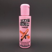 Crema Colorante Semipermanente Crazy Color n°57 Coral Red