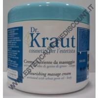 Crema nutriente da massaggio alle germe di grano