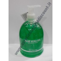 Sibel epil Hair Pro ALOE VERA GEL Dopocera 500ml