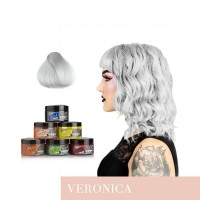 CREMA COLORANTE SEMIPERMANENTE HERMAN'S - VERONICA WHITE.