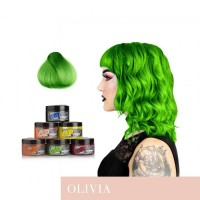 CREMA COLORANTE SEMIPERMANENTE HERMAN'S - OLIVIA GREEN
