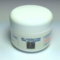 Gel UV Costruttore Pink Lattiginoso Viscosità Media 50 ml
