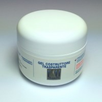 Gel Uv Costruttore Traspare. Viscosita media 50 ml