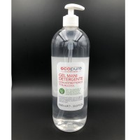 Gel Igienizzante Mani Eco Pure con Antibatterico 71% Alcool - 1000 ml