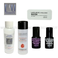 Starter Kit Layla Gel Polish smalto semipermanente base