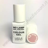 LAYLA Gel Polish NO LAMP -  13 NUDE HEART
